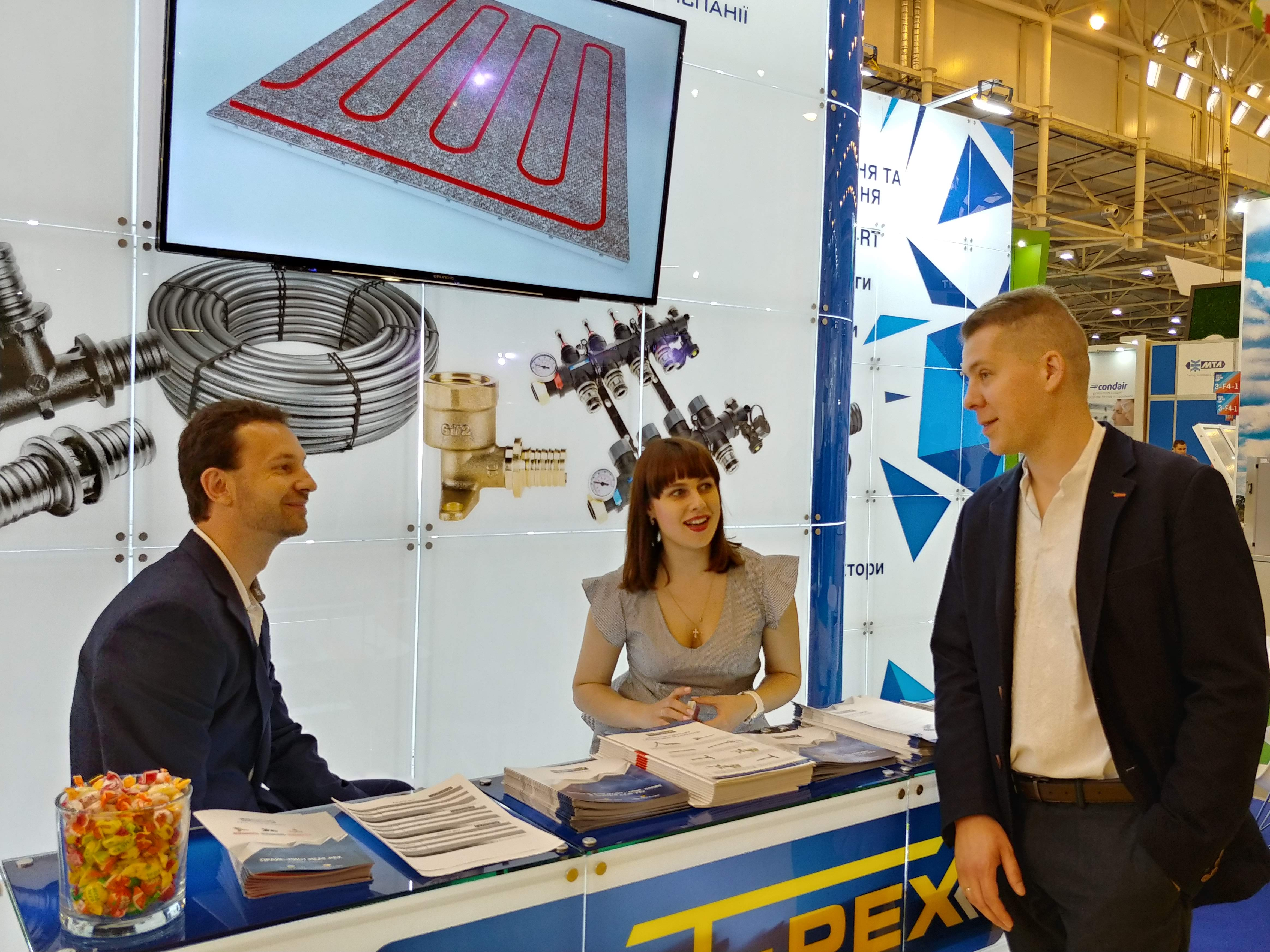 Heat-PEX on Aquatherm in Kyiv